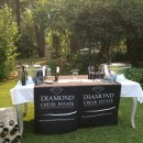 Diamond Creek Estate - Wine Tasting at a wedding in the Southern Highlands